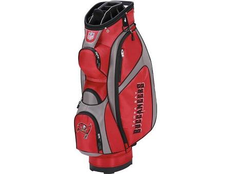 Tampa Bay Buccaneers Wilson Golf Cart Bag