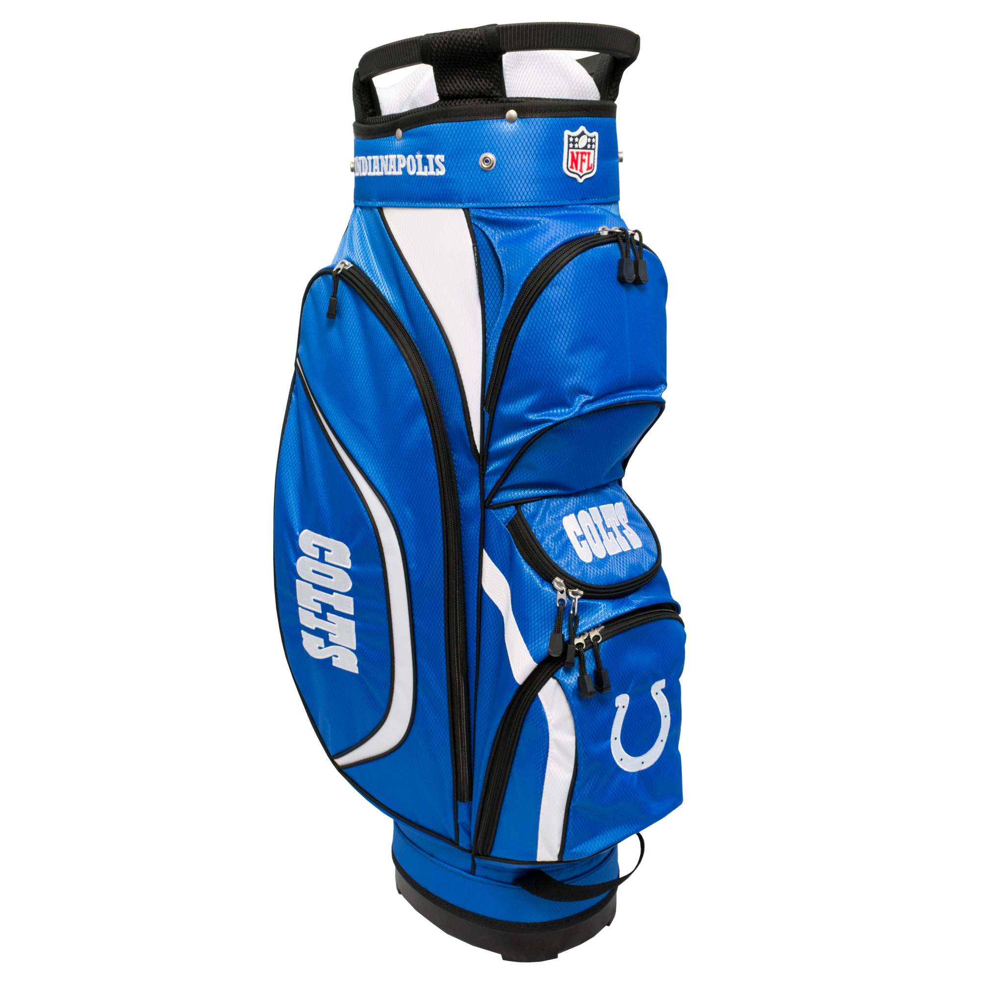 f50bc8ad003 Team Golf NFL Indianapolis Colts Clubhouse Golf Cart Bag