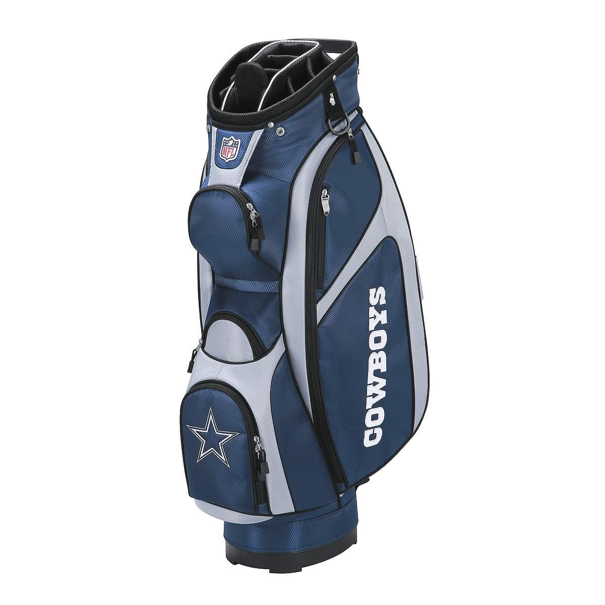 Dallas Cowboys Wilson Nfl Golf Cart Bag