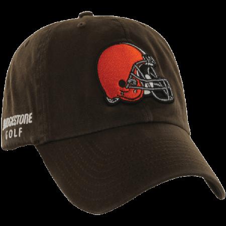 da23a771d08 Cleveland Browns NFL Logo Bridgestone Golf Hat   Cap