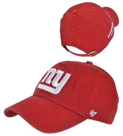 53a3663aeaa New York Giants NFL Logo Bridgestone Golf Hat   Cap