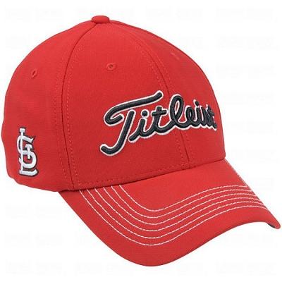 Saint Louis Cardinals Titleist Golf Hat 468223e72