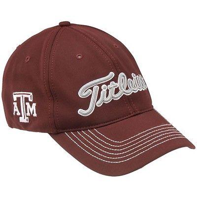 Texas A M University Aggies Titleist Golf Hat 63ea485367c