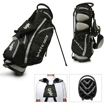 Chicago White Sox Team Golf Fairway Stand Golf Bag d4297b912