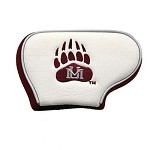 Montana Grizzlies Blade Team Golf Putter Cover