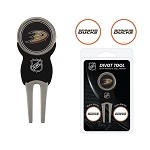 Anaheim Ducks Divot Tool Set of 3 Markers