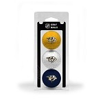 Nashville Predators 3 Ball Clamshell