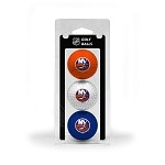 New York Islanders 3 Ball Clamshell