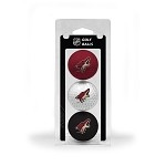 Arizona Coyotes 3 Ball Clamshell
