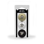 Pittsburgh Penguins 3 Ball Clamshell