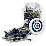 Winnipeg Jets 175 Tee Jar