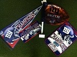 New York Giants Super Bowl NFL Gift Set
