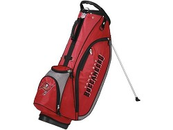 Tampa Bay Buccaneers Wilson NFL Golf Stand Bag