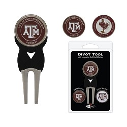 Texas A&M Aggies Golf Divot Tool Set