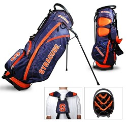 Syracuse Orangemen Fairway Stand Bag