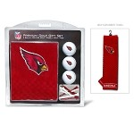 Arizona Cardinals Embroidered Gift Set