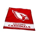 Arizona Cardinals Woven Towel
