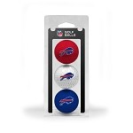 Buffalo Bills 3 Ball Clamshell