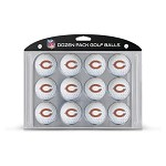Chicago Bears Dozen Pack Balls