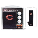 Chicago Bears Embroidered Gift Set