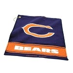 Chicago Bears Woven Towel