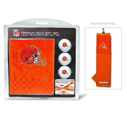 Cleveland Browns Embroidered Gift Set