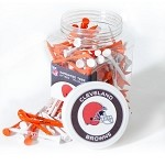 Cleveland Browns 175 Tee Jar