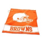 Cleveland Browns Woven Towel