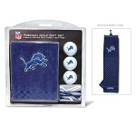 Detroit Lions Embroidered Gift Set