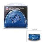 Detroit Lions Mallet Putter Cover