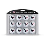 Houston Texans Dozen Pack Balls