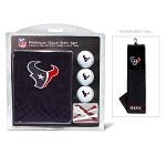 Houston Texans Embroidered Gift Set