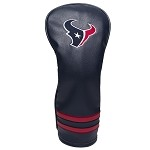 Houston Texans Vintage Fairway Head Cover