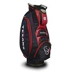 Houston Texans NFL Team Victory Cart Bag
