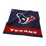 Houston Texans Woven Towel