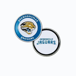 Jacksonville Jaguars Double Sided Ball Marker