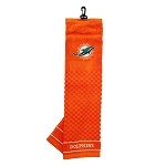 Miami Dolphins Embroidered Towel