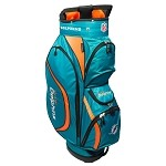 Miami Dolphins Clubhouse Cart Bag