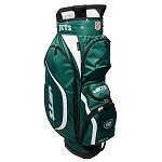 New York Jets Clubhouse Cart Bag
