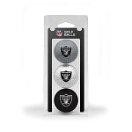 Oakland Raiders 3 Ball Clamshell