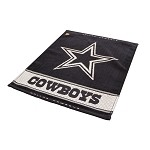 Dallas Cowboys Woven Towel