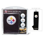 Pittsburgh Steelers Embroidered Gift Set