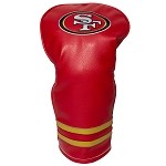 San Francisco 49ers Vintage Driver Head Cover