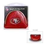 San Francisco 49ers Mallet Putter Cover