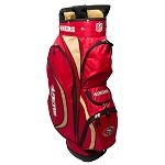 San Francisco 49ers Clubhouse Cart Bag