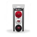 Tampa Bay Buccaneers 3 Ball Clamshell