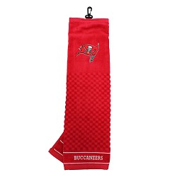 Tampa Bay Buccaneers Embroidered Towel