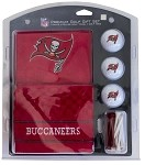 Tampa Bay Buccaneers Embroidered Gift Set