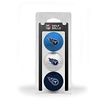 Tennessee Titans 3 Ball Clamshell