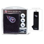 Tennessee Titans Embroidered Gift Set